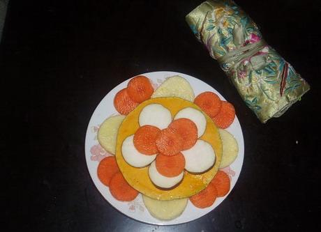 五谷杂粮 一朵素心美食花伴侣 素心 美食9