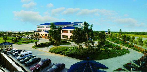 南通金陵金蛤岛温泉酒店计划2016年底正式开业