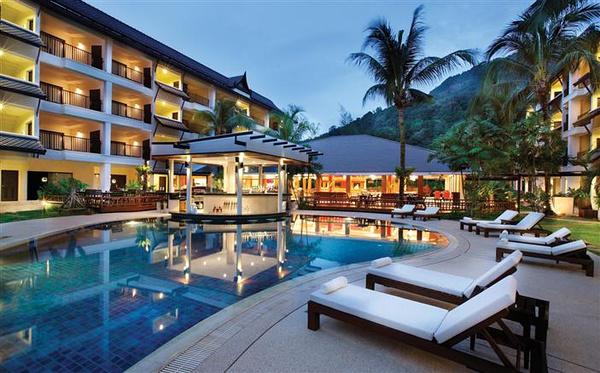 """在泰国普吉岛开设第二家酒店""""普吉岛芭东海滩瑞士度假酒店""""(swissotel"""