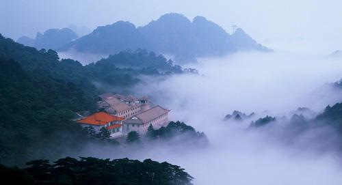 常青历史经典酒店:黄山北海宾馆